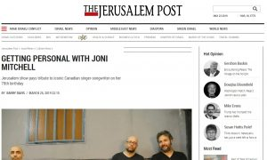 jerusalem post second review